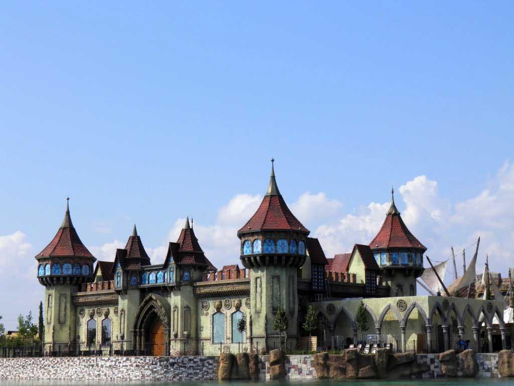 Il Parco Giochi Rainbow MagicLand di Valmontone