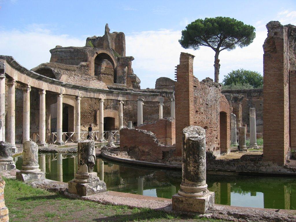 Villa Adriana Visita guidata a Tivoli