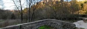 Cave Ponte sul fiume Rio